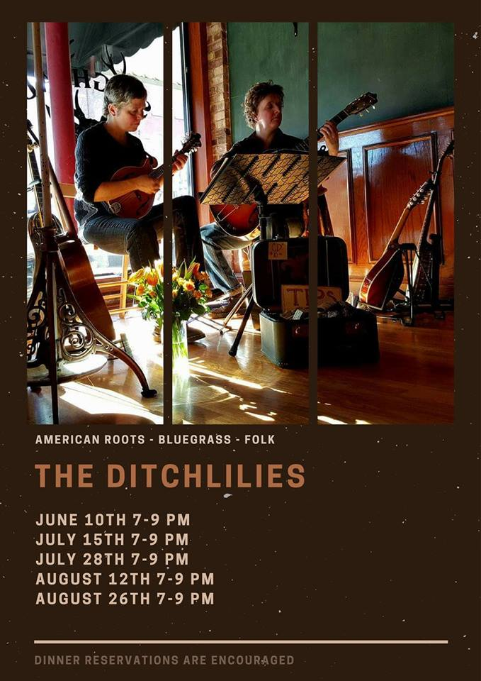 The Staghead, Red Wing, Minnesota - The DitchLillies Live Music