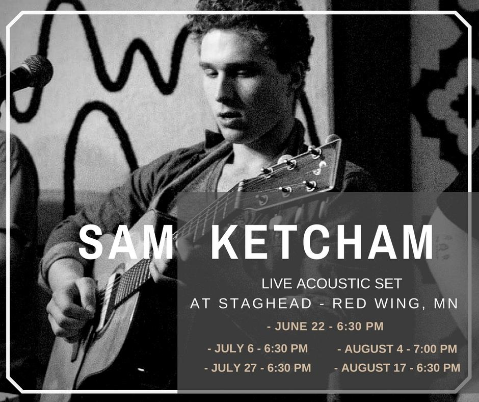 Live at Staghead Sam Ketcham